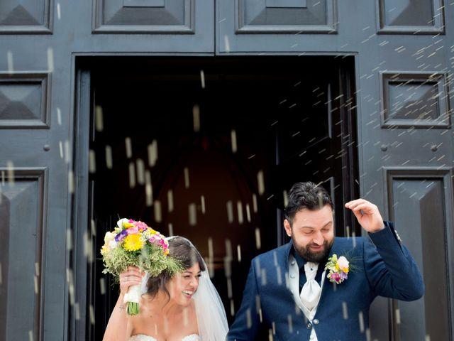 Il matrimonio di Alessandro e Francesca a Treia, Macerata 23