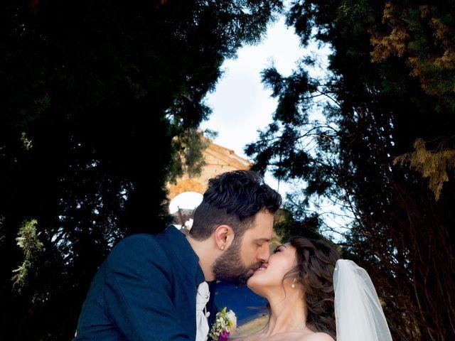 Il matrimonio di Alessandro e Francesca a Treia, Macerata 26