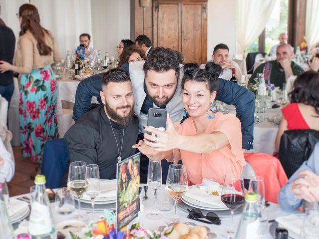 Il matrimonio di Alessandro e Francesca a Treia, Macerata 27