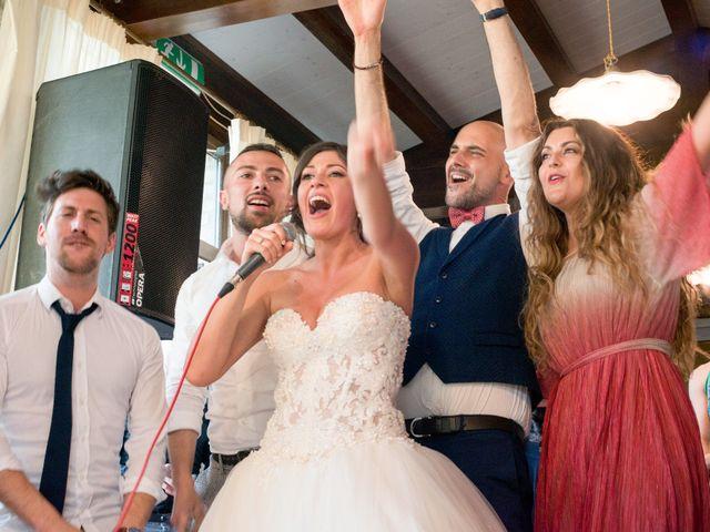 Il matrimonio di Alessandro e Francesca a Treia, Macerata 32