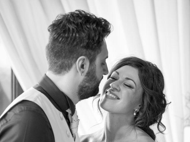 Il matrimonio di Alessandro e Francesca a Treia, Macerata 35