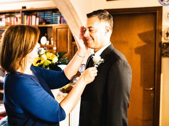 Il matrimonio di Andrea e Silvia a Mortegliano, Udine 35