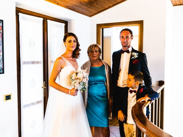 Il matrimonio di Andrea e Silvia a Mortegliano, Udine 74