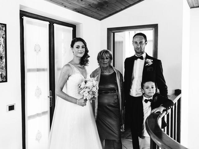 Il matrimonio di Andrea e Silvia a Mortegliano, Udine 75