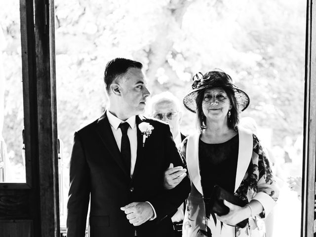 Il matrimonio di Andrea e Silvia a Mortegliano, Udine 85