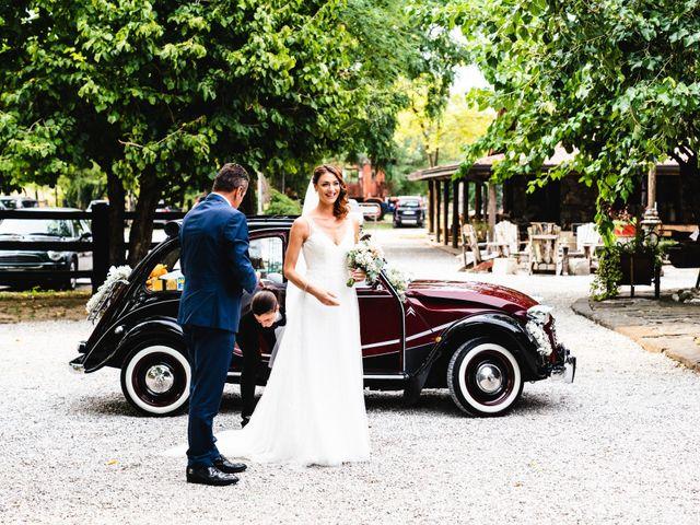 Il matrimonio di Andrea e Silvia a Mortegliano, Udine 93