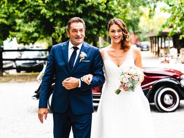 Il matrimonio di Andrea e Silvia a Mortegliano, Udine 95