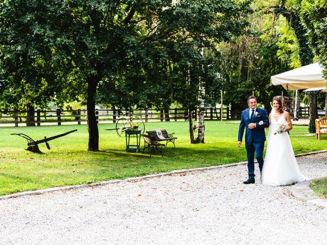Il matrimonio di Andrea e Silvia a Mortegliano, Udine 99
