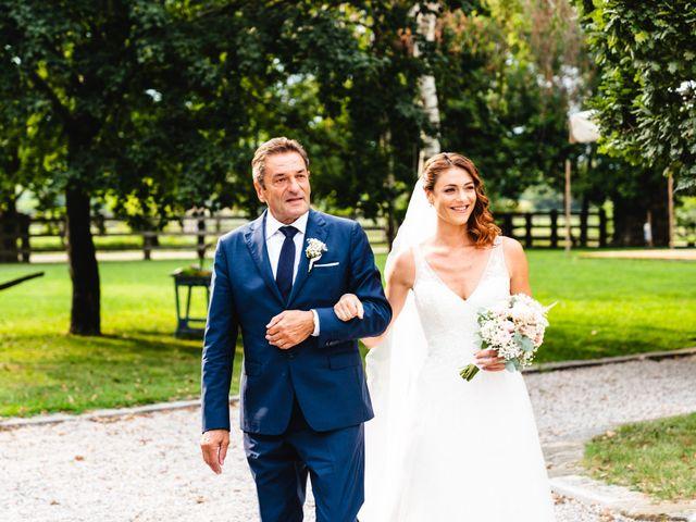 Il matrimonio di Andrea e Silvia a Mortegliano, Udine 101