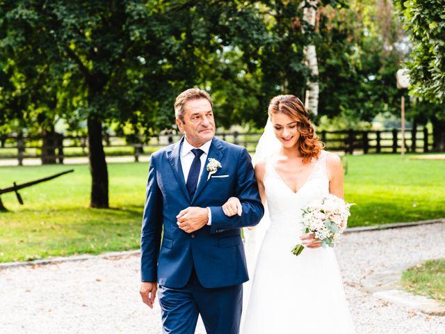 Il matrimonio di Andrea e Silvia a Mortegliano, Udine 103