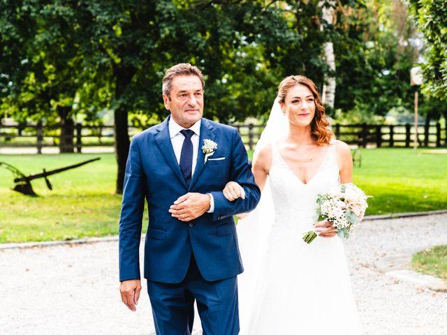 Il matrimonio di Andrea e Silvia a Mortegliano, Udine 104