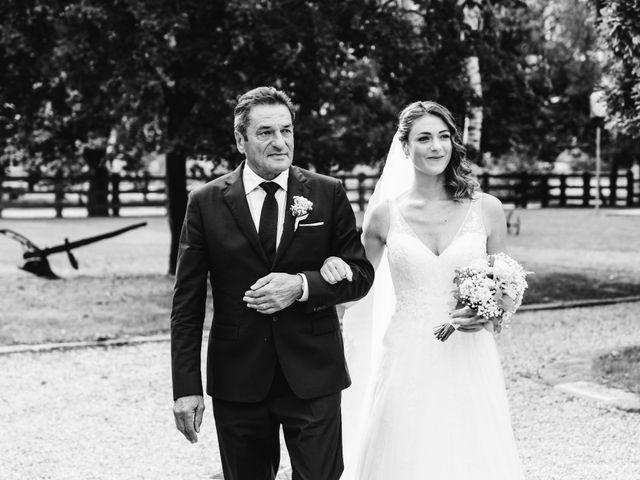 Il matrimonio di Andrea e Silvia a Mortegliano, Udine 105