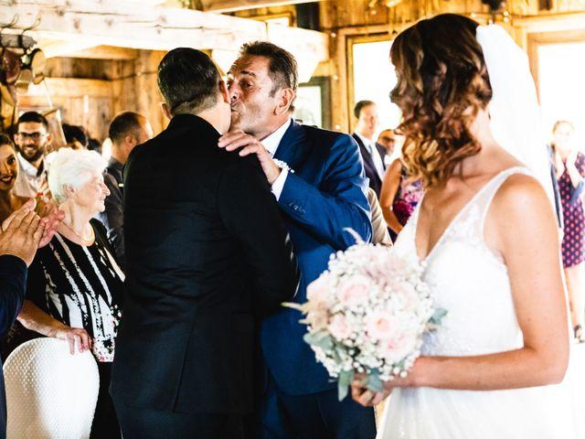 Il matrimonio di Andrea e Silvia a Mortegliano, Udine 122