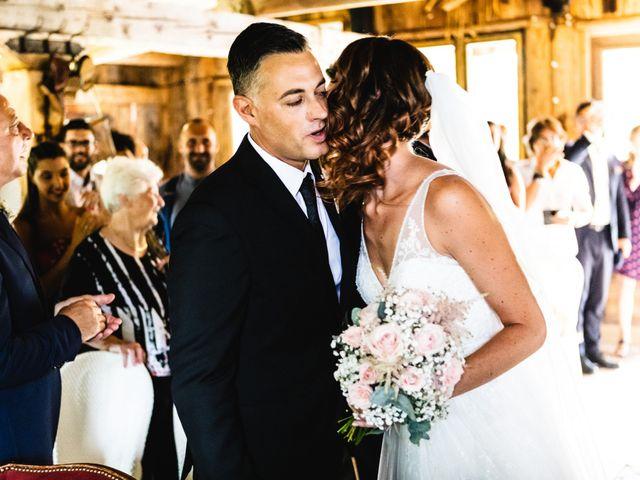 Il matrimonio di Andrea e Silvia a Mortegliano, Udine 125