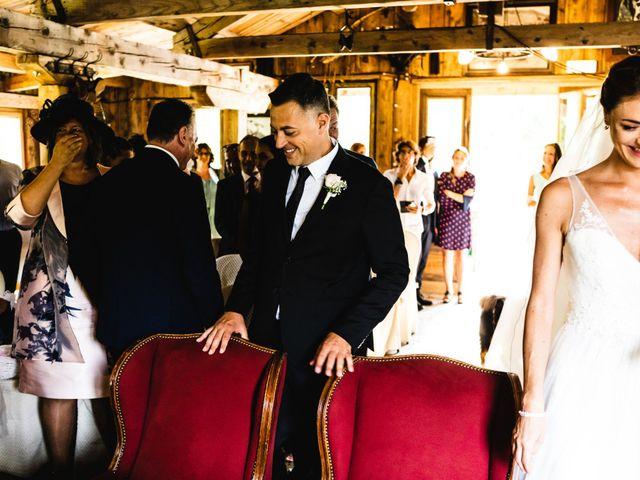 Il matrimonio di Andrea e Silvia a Mortegliano, Udine 126