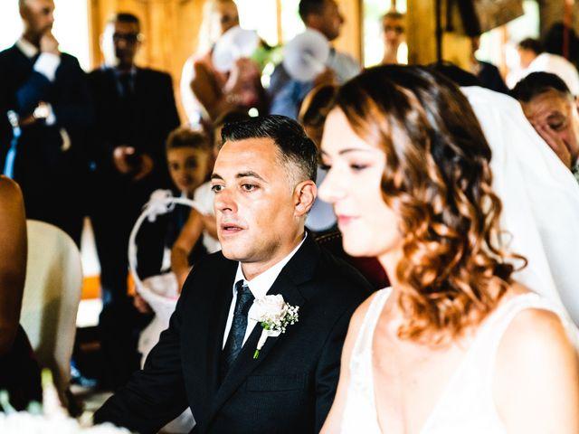 Il matrimonio di Andrea e Silvia a Mortegliano, Udine 128