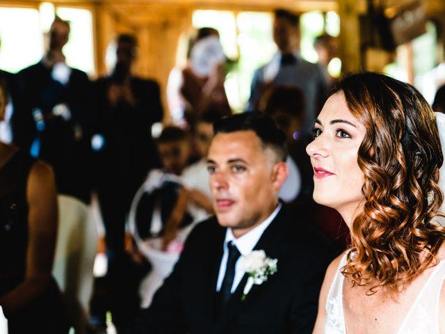 Il matrimonio di Andrea e Silvia a Mortegliano, Udine 131