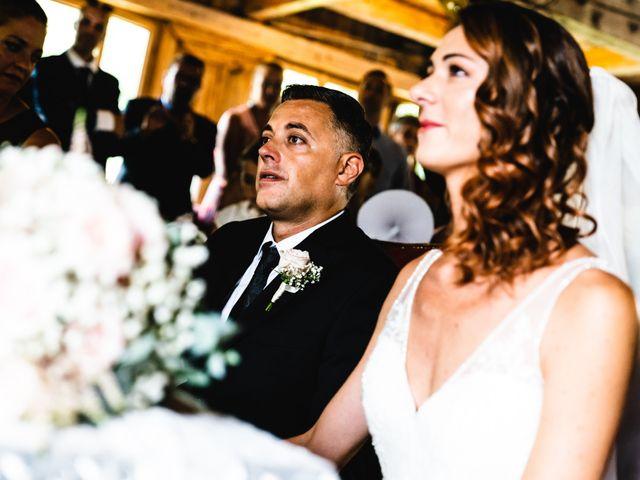 Il matrimonio di Andrea e Silvia a Mortegliano, Udine 136