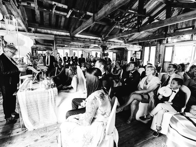 Il matrimonio di Andrea e Silvia a Mortegliano, Udine 145