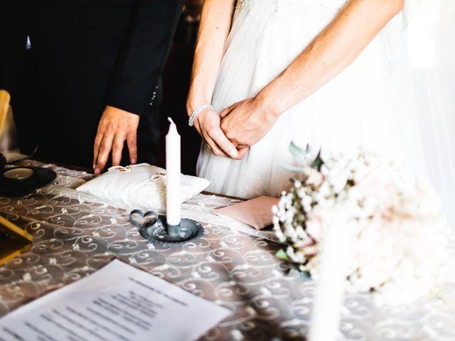 Il matrimonio di Andrea e Silvia a Mortegliano, Udine 153