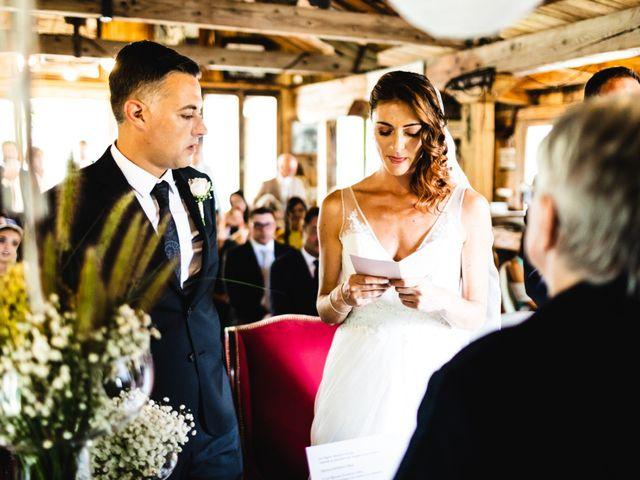Il matrimonio di Andrea e Silvia a Mortegliano, Udine 174