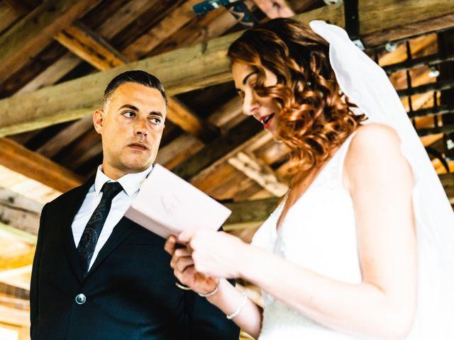 Il matrimonio di Andrea e Silvia a Mortegliano, Udine 176