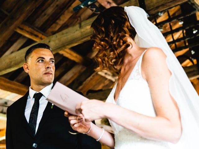 Il matrimonio di Andrea e Silvia a Mortegliano, Udine 177