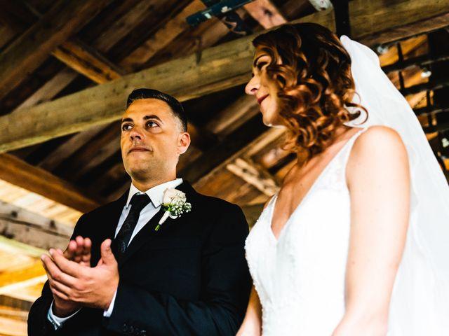 Il matrimonio di Andrea e Silvia a Mortegliano, Udine 179