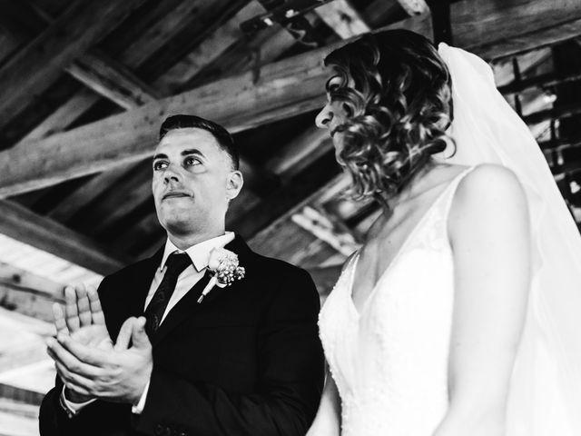 Il matrimonio di Andrea e Silvia a Mortegliano, Udine 180