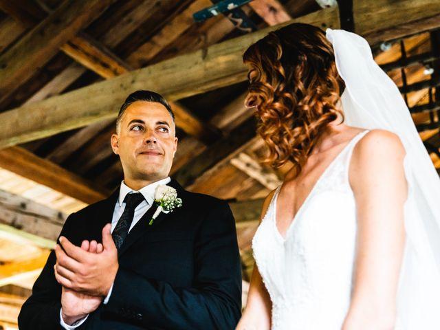 Il matrimonio di Andrea e Silvia a Mortegliano, Udine 182