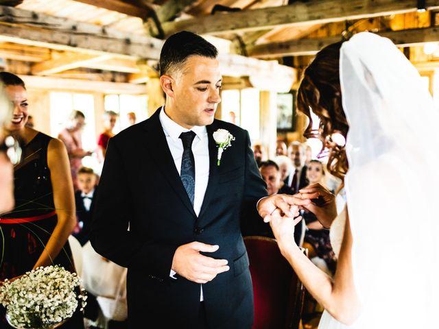 Il matrimonio di Andrea e Silvia a Mortegliano, Udine 209