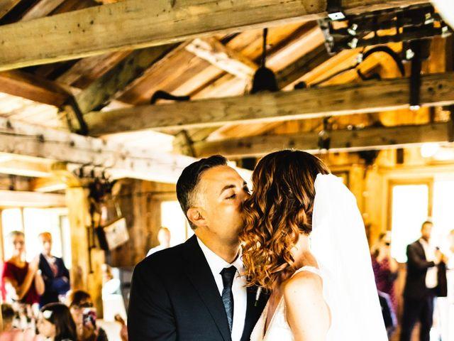 Il matrimonio di Andrea e Silvia a Mortegliano, Udine 219