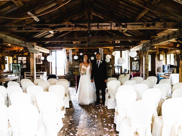 Il matrimonio di Andrea e Silvia a Mortegliano, Udine 227