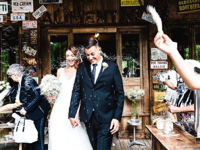 Il matrimonio di Andrea e Silvia a Mortegliano, Udine 233