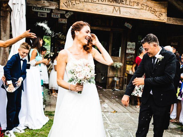 Il matrimonio di Andrea e Silvia a Mortegliano, Udine 237