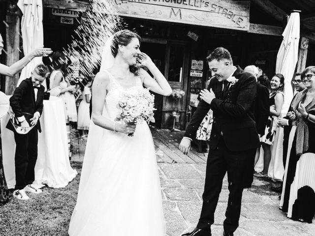 Il matrimonio di Andrea e Silvia a Mortegliano, Udine 238