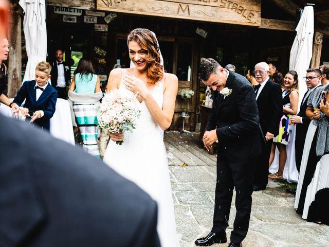 Il matrimonio di Andrea e Silvia a Mortegliano, Udine 239