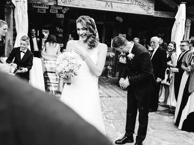 Il matrimonio di Andrea e Silvia a Mortegliano, Udine 240