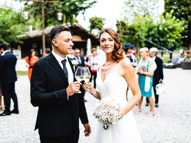 Il matrimonio di Andrea e Silvia a Mortegliano, Udine 245