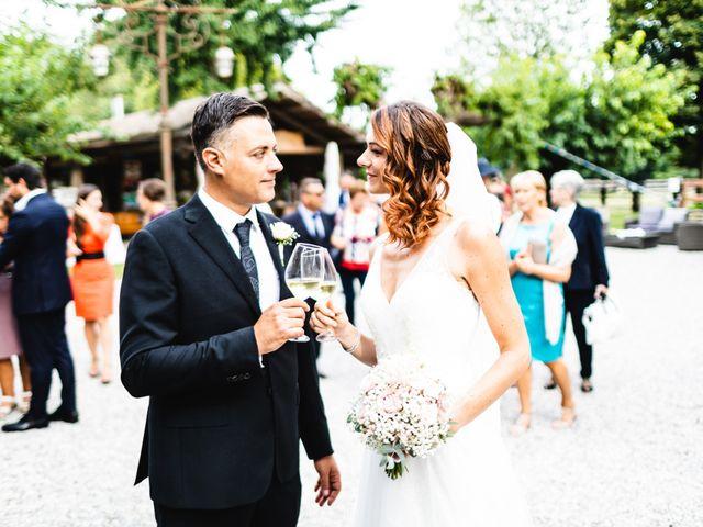 Il matrimonio di Andrea e Silvia a Mortegliano, Udine 246