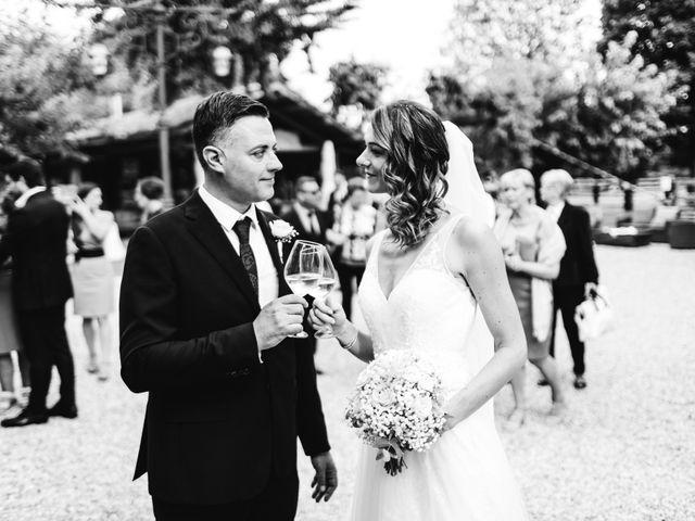 Il matrimonio di Andrea e Silvia a Mortegliano, Udine 247