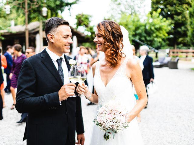 Il matrimonio di Andrea e Silvia a Mortegliano, Udine 248