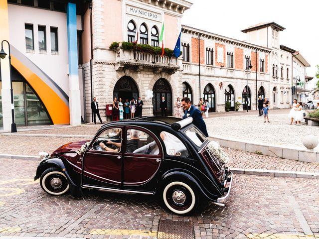 Il matrimonio di Andrea e Silvia a Mortegliano, Udine 256
