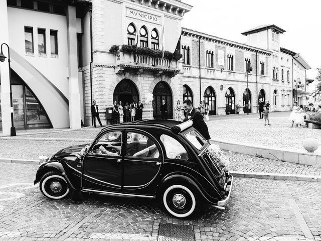 Il matrimonio di Andrea e Silvia a Mortegliano, Udine 257
