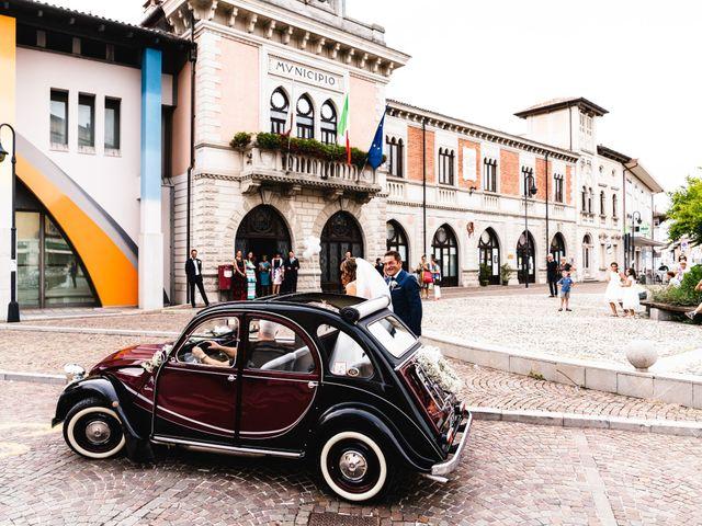 Il matrimonio di Andrea e Silvia a Mortegliano, Udine 258