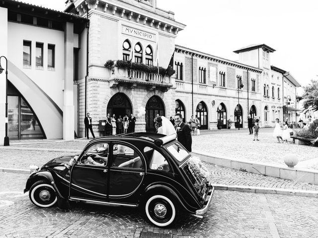 Il matrimonio di Andrea e Silvia a Mortegliano, Udine 259