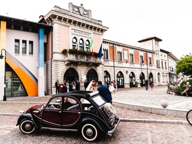 Il matrimonio di Andrea e Silvia a Mortegliano, Udine 260