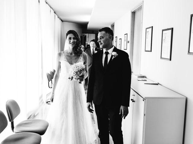 Il matrimonio di Andrea e Silvia a Mortegliano, Udine 273