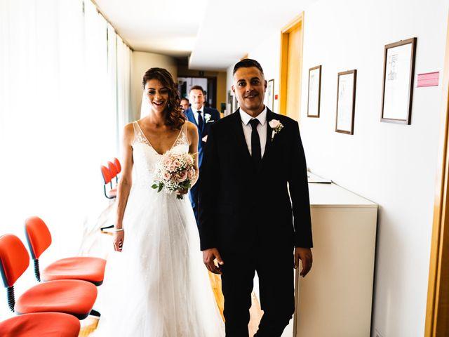 Il matrimonio di Andrea e Silvia a Mortegliano, Udine 274