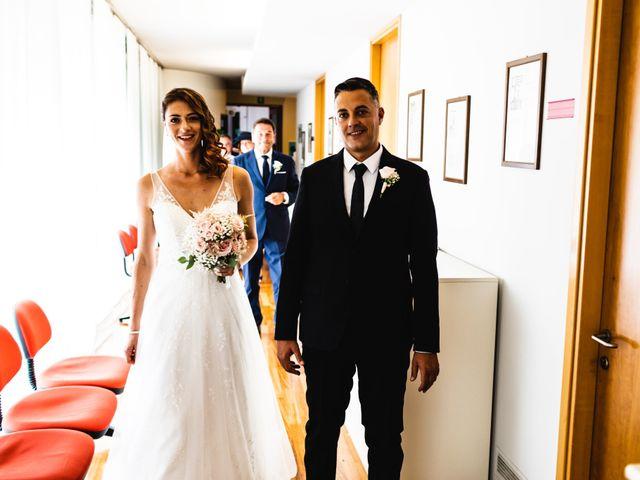Il matrimonio di Andrea e Silvia a Mortegliano, Udine 275